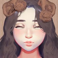 Tạo ảnh chân dung công chúa 3D