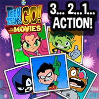 Teen Titans Go To The Movies 321 Action