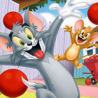 Tom And Jerry: Backyard Battle