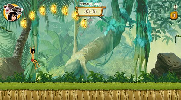 Hãy đưa Mowgli đến ngôi làng