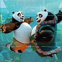 Xếp hình Kungfu Panda