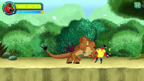 Ben 10 biến hình Humungousaur