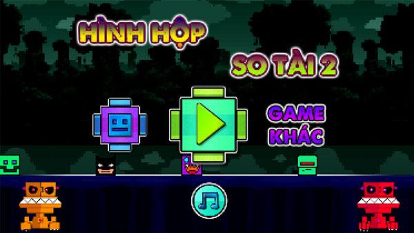 Chơi game Hình hộp so tài 2 - GameVui