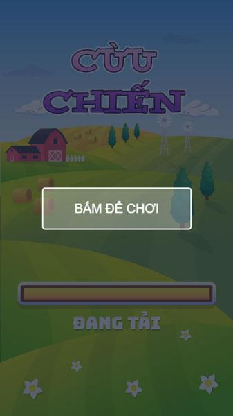 Chơi game Cừu chiến - GameVui