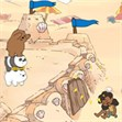 Anh em nhà gấu trúc: Bảo vệ lâu đài cát