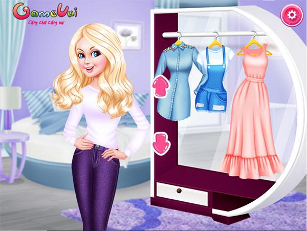 Chọn trang phục cho Elisa