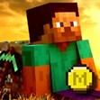 Minecraft lượm vàng