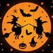 Phù thủy đêm Halloween