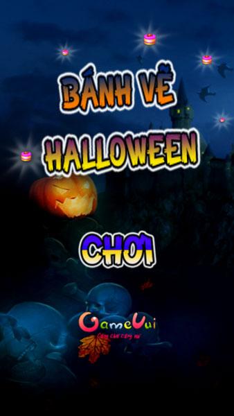 Chơi game Bánh vẽ Halloween - GameVui