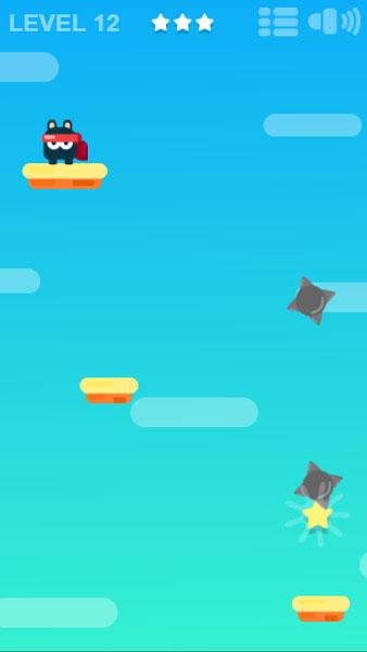 Màn hình chơi game Ninja mèo