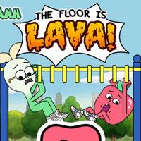 Táo và Hành - The Floor is Lava