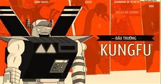Đấu trường Kungfu