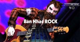 Bản nhạc rock