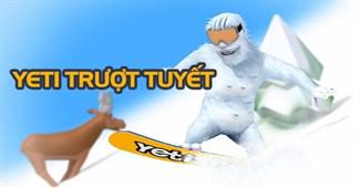 Yeti trượt tuyết