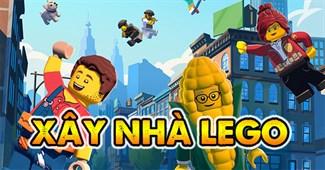 Xây nhà Lego