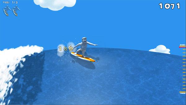 Trổ tài lướt sóng
