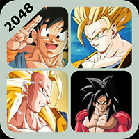 2048 Dragon Ball