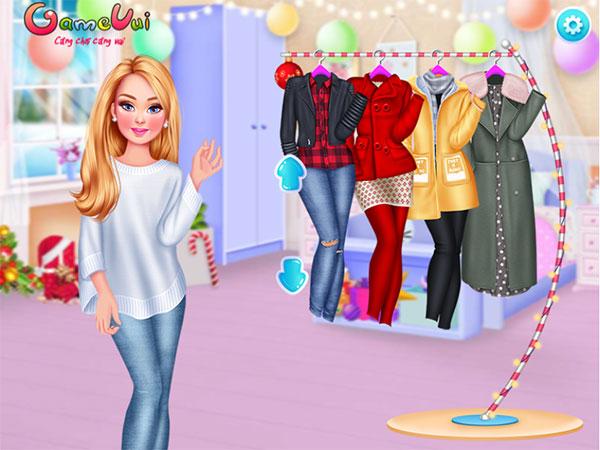 Chọn trang phục cho Barbie