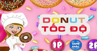 Donut tốc độ