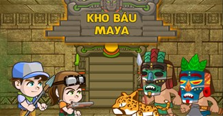 Kho báu Maya
