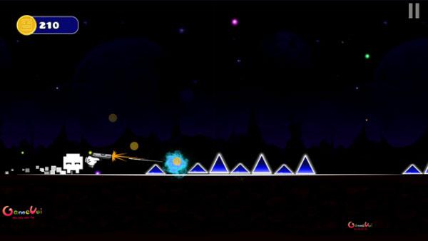 Chinh phục thử thách hình hộp Neon
