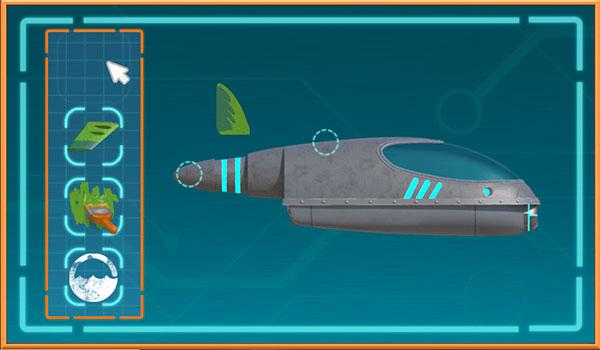 Lắp ráp tàu ngầm