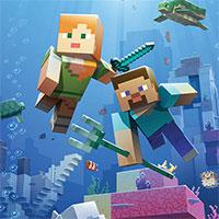 Xếp hình Minecraft 2