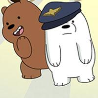 Anh em nhà gấu trúc: Hứng đồ ăn
