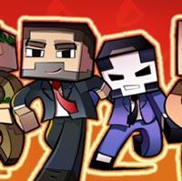 Minecraft đánh nhau
