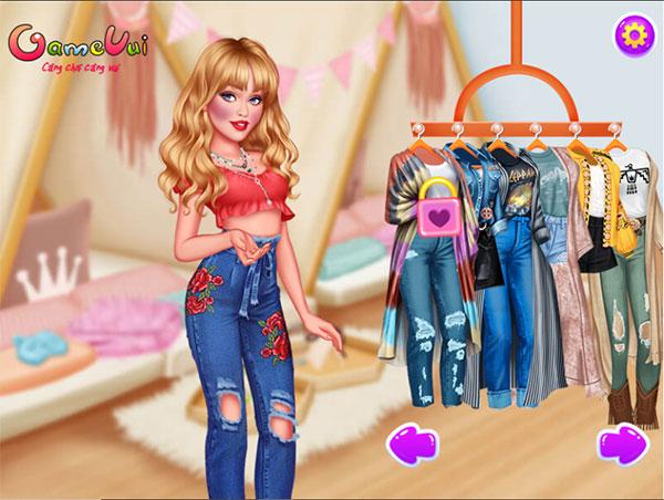 Chọn trang phục cho Aurora