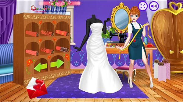 Hãy thiết kế váy cưới cho Moana