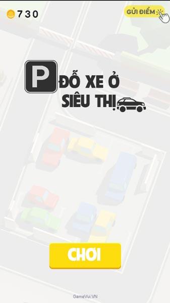 Chơi game Đỗ xe siêu đẳng - GameVui