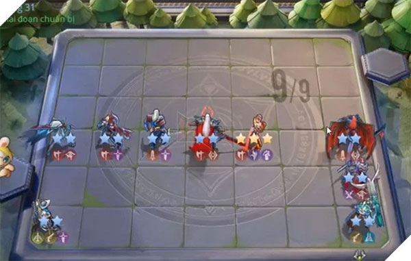 Mage formation