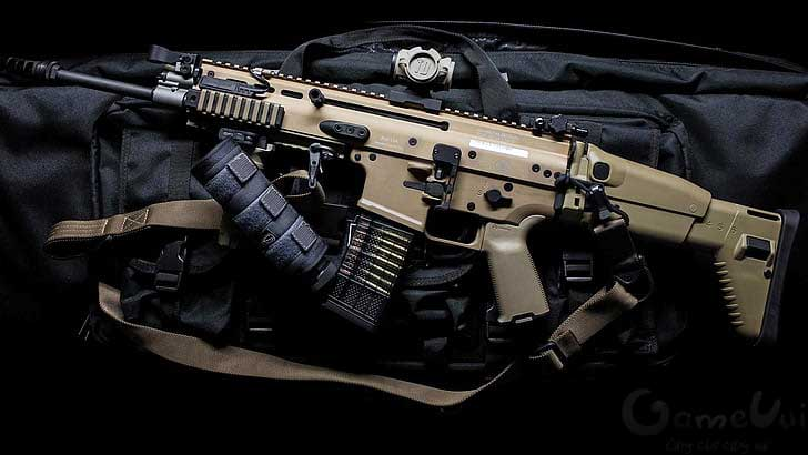 Gun Scar in Free Fire