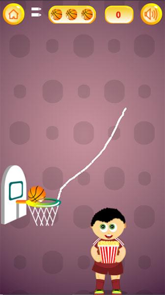 Đưa bóng vào rổ