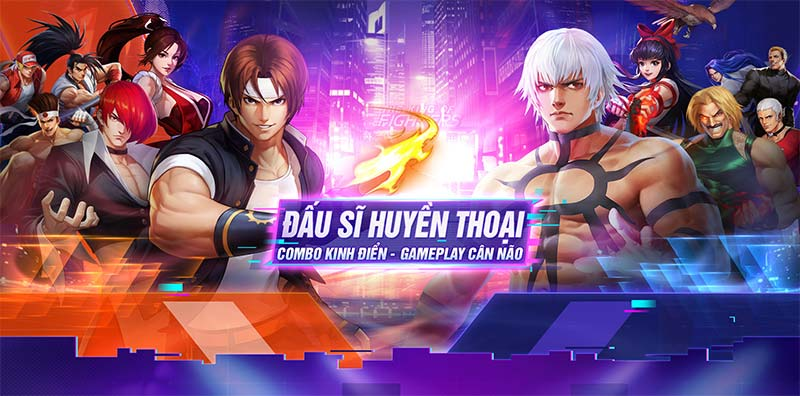 How to enter code KOF for new players, beginners