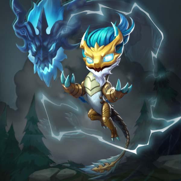 Ao Shin's summoned beast