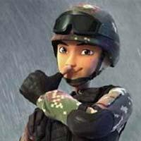 Một người lính