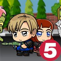 Truy tìm zombie 5