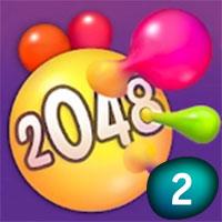 Thả bóng 2048 phần 2