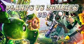 Plants Vs Zombies 3D