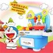 Doraemon làm kem socola