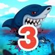 Cá mập siêu bạo chúa 3