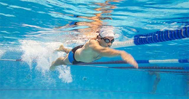 Bơi lội đốt cháy được bao nhiêu calo?