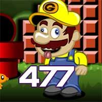 Chú khỉ buồn 477