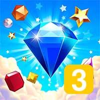 Xếp hình kim cương 3