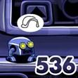 Chú khỉ buồn 536
