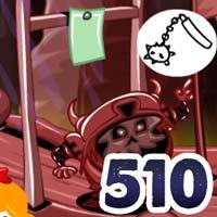 Chú khỉ buồn 510