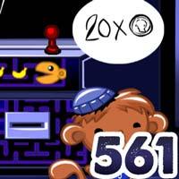 Chú khỉ buồn 561