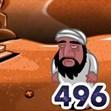 Chú khỉ buồn 496
